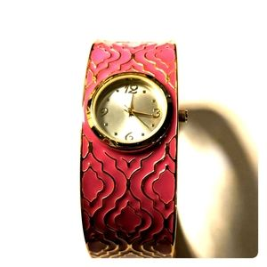 Vintage fashion bracelet watch